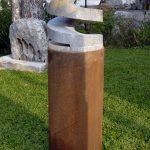 Skulptur Stein